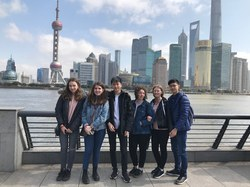 Besuch in China 2018