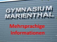 Mehrsprachige Elterninformationen